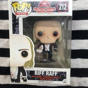 Funko Pop Rocky Horror Picture Show : Riff Raff